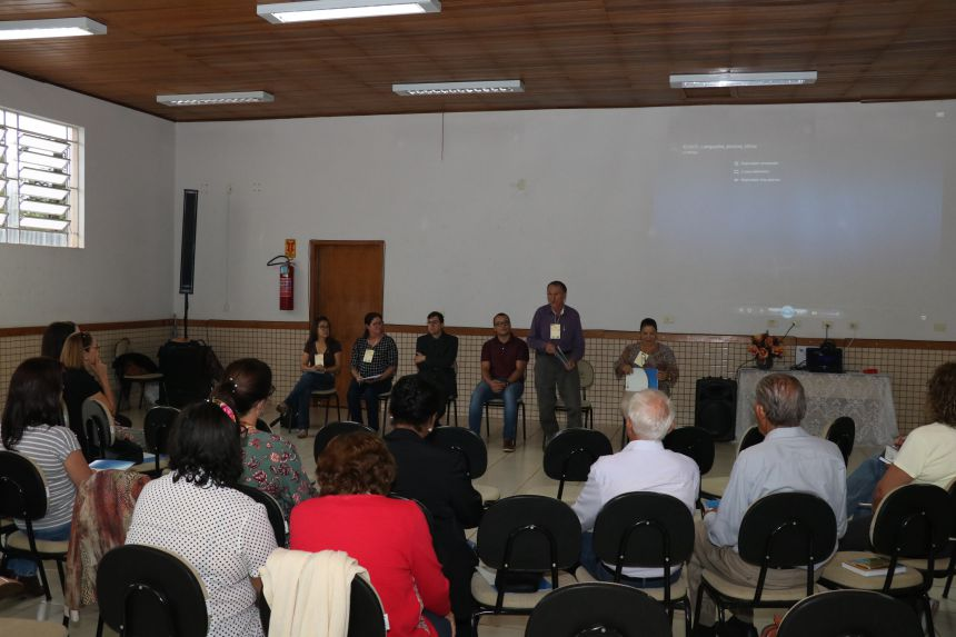 Pérola realiza a Iª Conferência Municipal dos Direitos da Pessoa Idosa