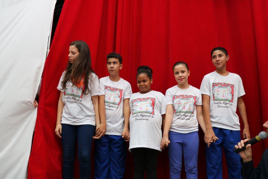 APAE de Pérola celebra 40 anos