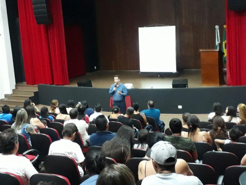 Projeto Cuidar e Educar é implantado em Pérola