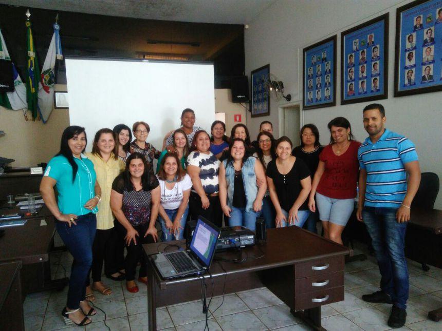 Capacitação programa Família Acolhedora
