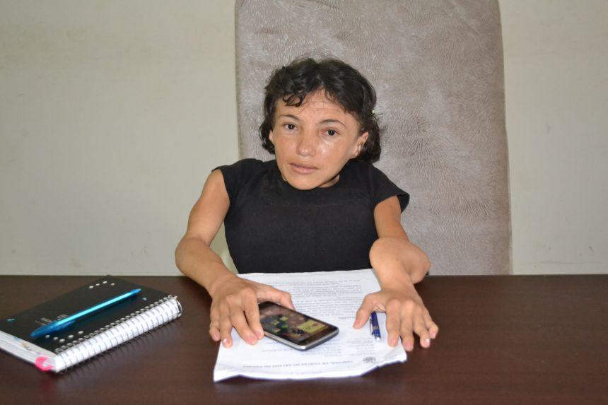 Claudia Borges Vastos (Claudinha da motinha)