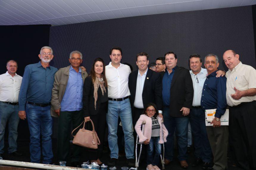 Governador Ratinho Junior recebe Prefeito e Vereadores em Maringá