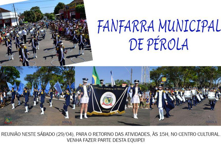 Fanfarra Municipal de Pérola