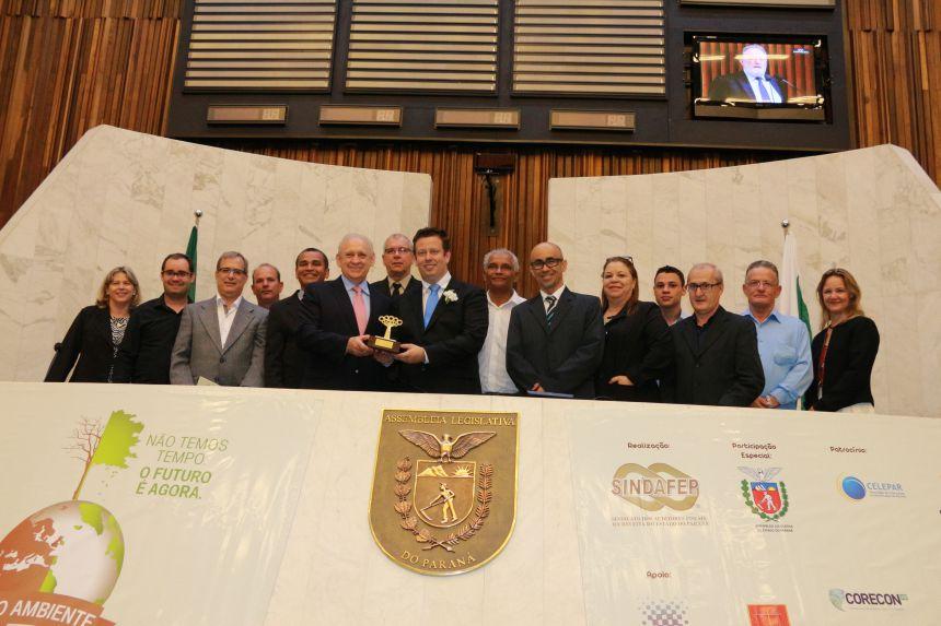 Prêmio Gestor Público Paraná/2015