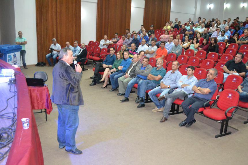 Amafil tem data para iniciar atividades em Pérola e já movimenta a economia local