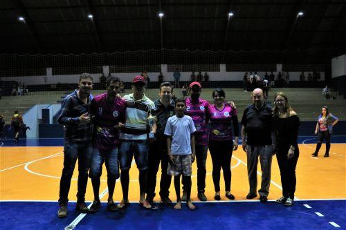 Mercado Pérola/Cione Veículos é Campeão do Municipal de Futsal 2019