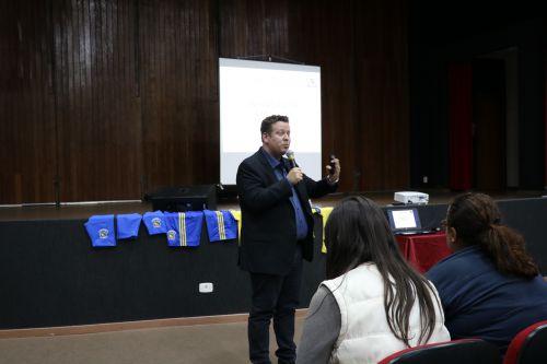 Prefeito Darlan Scalco presta contas à comunidade