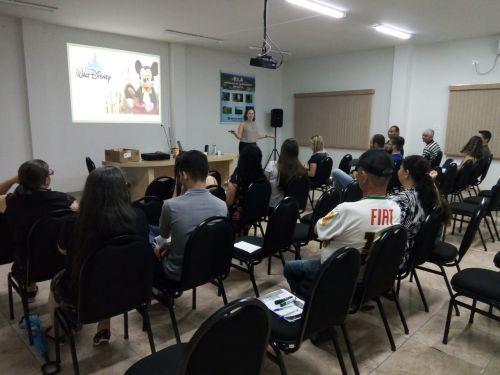 Workshop movimentam empresários em Pérola