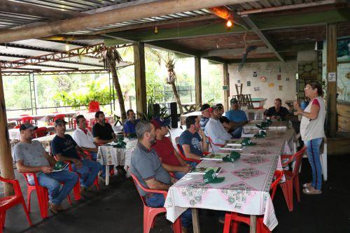 Piscicultura deve reforçar agricultura familiar.