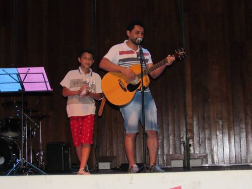 Terça Cultural tem 1º Show de Talentos