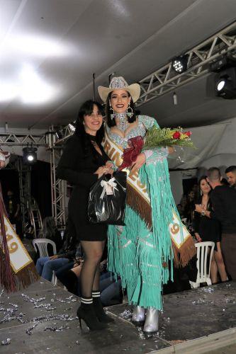 Baile de Escolha da Rainha, Princesa e Madrinha da ExpoPérola 2019