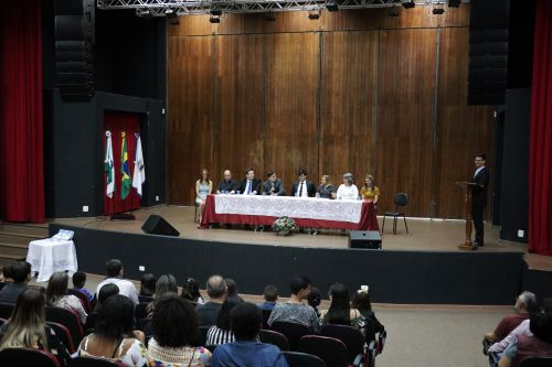 Diplomados em Pérola os novos vereadores eleitos pelo Parlamento Jovem