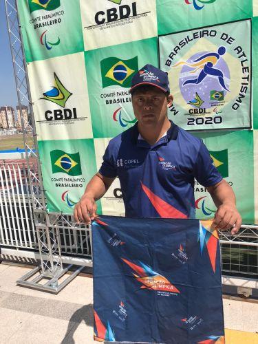 Gilmar Silva repete a façanha e conquista o Bi no Brasileiro de Atletismo