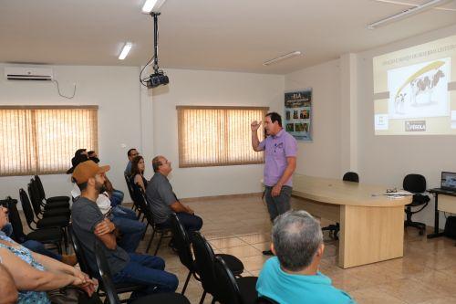 Encontro de Produtores abre eventos da 16ª Expo Pérola.