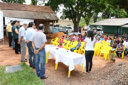 Cohapar entrega moradias para pequenos agricultore