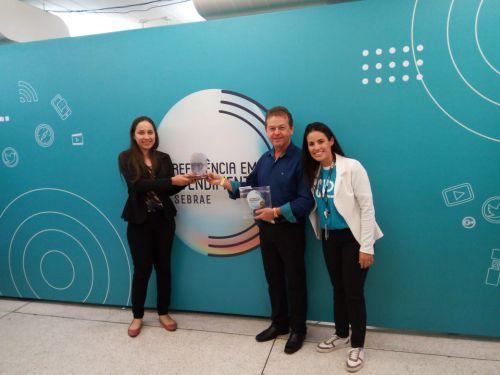 Sala do Empreendedor de Pérola conquista Selo Prata de Referência em Atendimento 2017