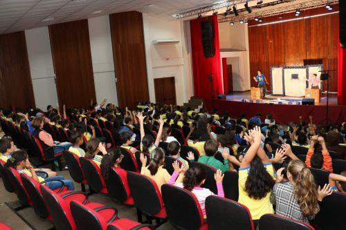 Combate a Violência Sexual é tema de peça teatral em Pérola