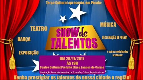 1º Show de Talentos