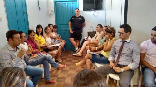 Rede intersetorial realiza a primeira reunião do ano para definir calendário 2016