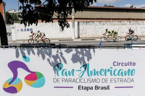Perolense brilha e fecha participação no Circuito Pan-Americano de Paraciclismo com 02 medalhas de ouro