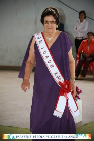 BAILE MISS MELHOR IDADE