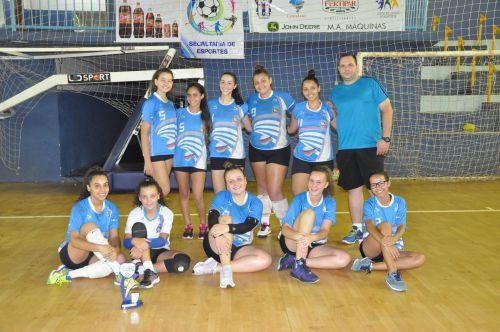 Voleibol de Pérola soma primeiros pontos na Copa Amizade