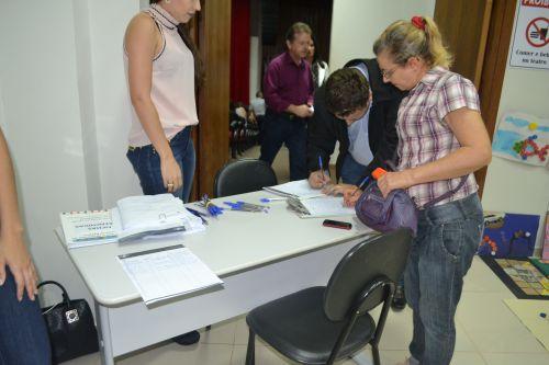 Lançamento do Empretec em Pérola