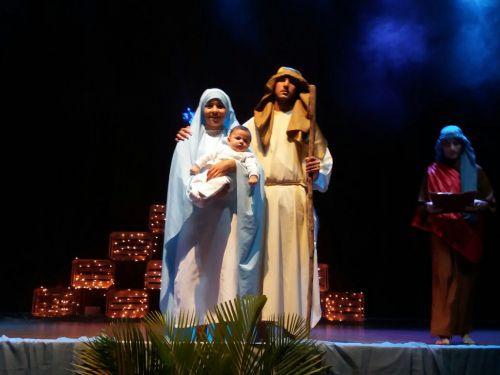"""""""Nascimento de Jesus"""" dá continuidade as programações de Natal em Pérola"""