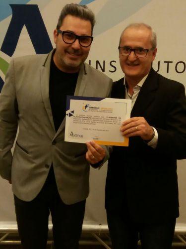 Município de Pérola recebe título de menção Honrosa por Responsabilidade Social 2017