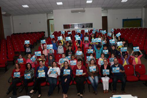 Projeto de Leitura é lançado em Pérola