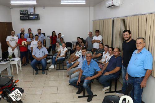 Saúde de Pérola apresenta regimento interno do Hospital Municipal.