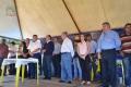 Entrega de escrituras de 129 casas em Pérola
