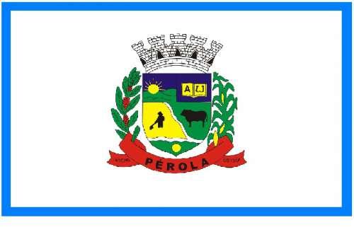 Bandeira do Município de Pérola
