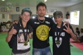 Atletas de Jiu Jitsu de Pérola conquistam 05 medalhas em Campeonato