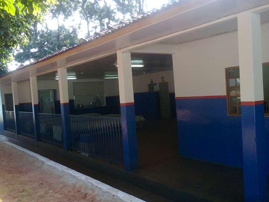 Melhorias na Escola Municipal Lígia Bortoleto