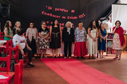 IV CONFERENCIA MUNICIPAL DOS DIREITOS DA PESSOA IDOSA