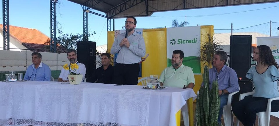 Inauguração da Sala do Empreendedor em São Jerônimo da Serra