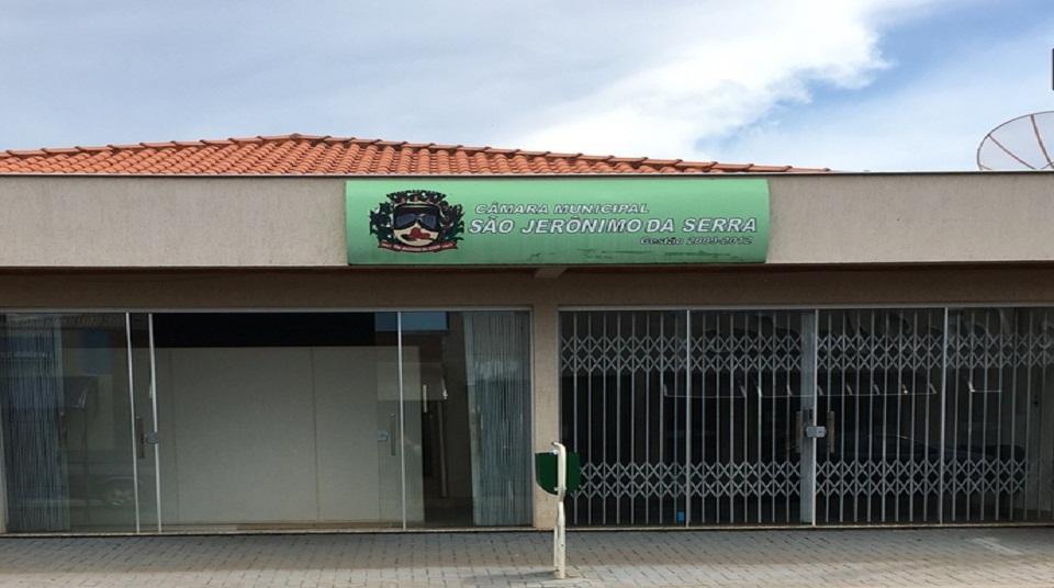 Câmara Municipal de São Jerônimo da Serra