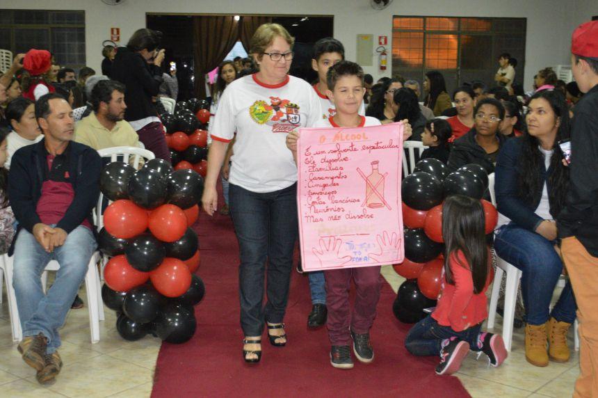 Proerd realizou formatura de 81 alunos em Janiópolis