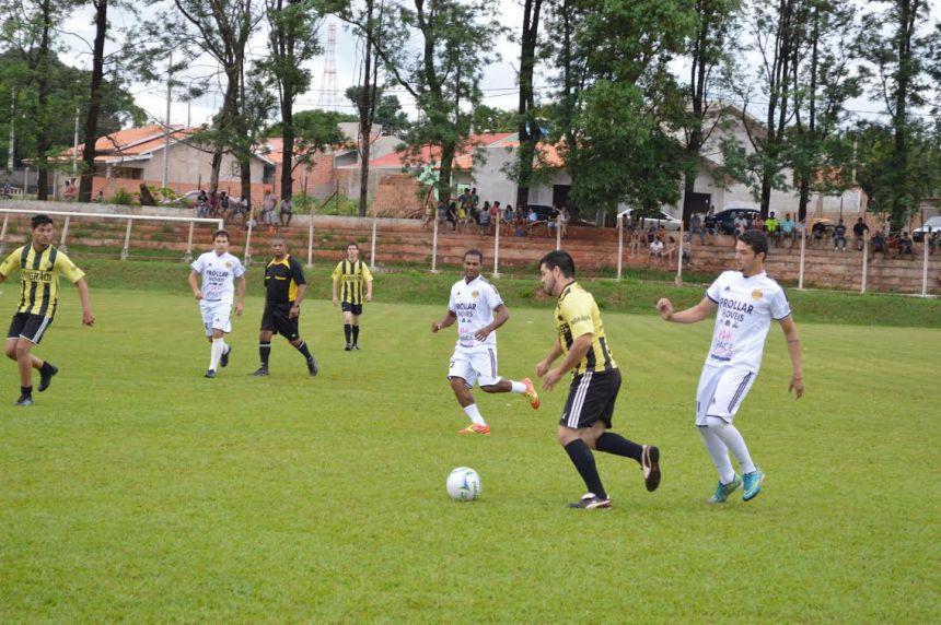 Janiópolis organiza o Campeonato de Futebol Suíço
