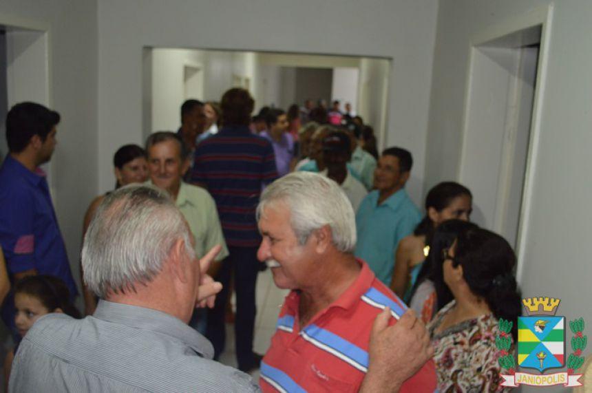 Janiópolis inaugura posto de saúde no Distrito de Arapuan