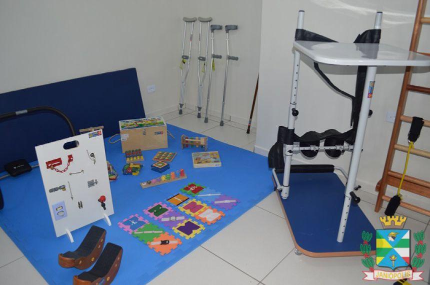 Janiópolis e Rotary Clube inauguram Clínica de Fisioterapia