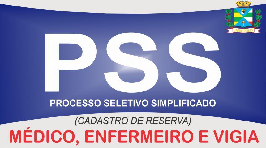 Prefeitura de Janiópolis divulga edital de PSS