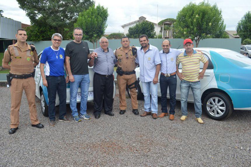 Município de Janiópolis faz entrega de três novos veículos à Secretaria da Saúde
