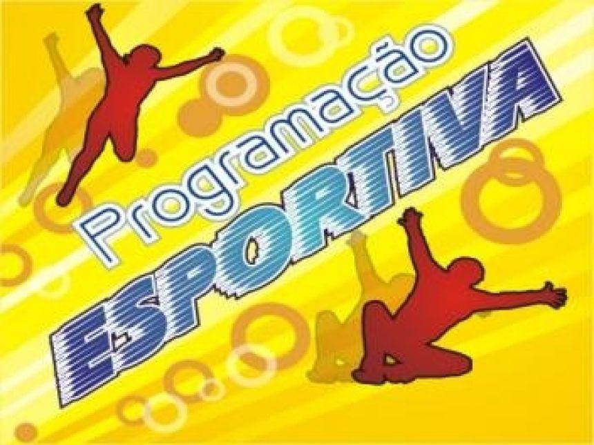 Confira a programação esportiva de Janiópolis