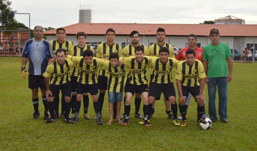 Domingo tem a grande final do Campeonato Municipal de Futebol Suíço