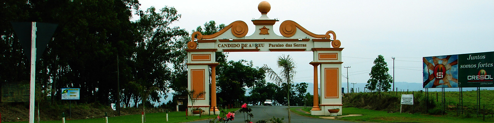Portal de Entrada do Munic�pio