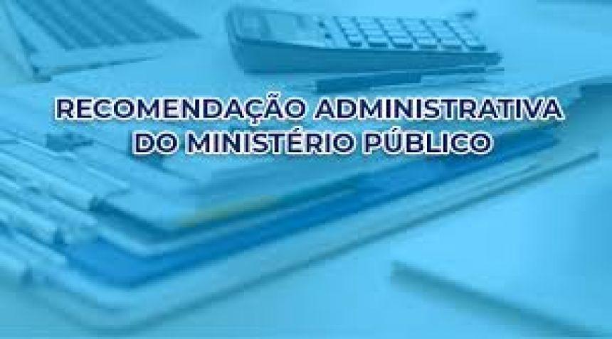 Recomendação Administrativa