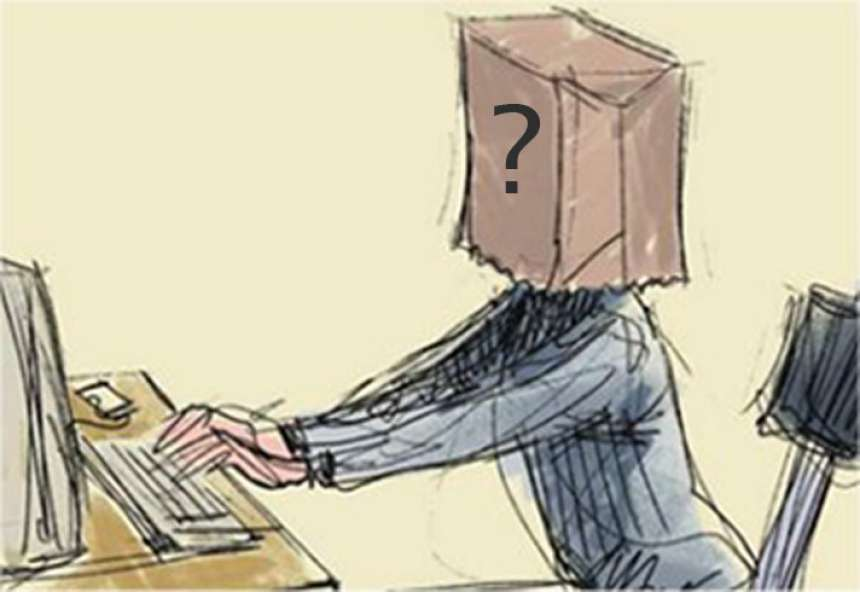 A questão do ANONIMATO NA INTERNET à luz da Lei