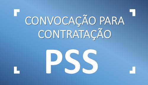 Convocação PSS